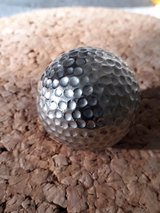 Golf balls paperweights in Ramstein, Germany