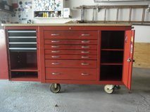 Craftsman rollaway tool box in Orland Park, Illinois