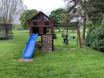 Playset for free- just grab and go in Glendale Heights, Illinois