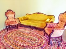 Antique Couch and Chairs in Fort Campbell, Kentucky