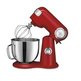***BRAND NEW*** Cuisinart 5.5 Quart RED Master Mixer*** in The Woodlands, Texas