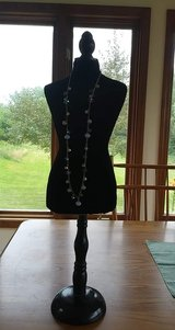 Dress form for necklaces in Naperville, Illinois