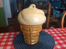 ICE CREAM CONE cookie jar in The Woodlands, Texas