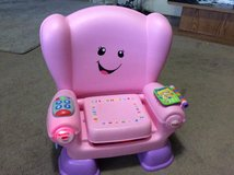 FISHER PRICE LAUGH & LEARN SMART STAGES CHAIR in Alamogordo, New Mexico
