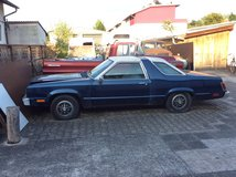 1978 Ford Futura in Ramstein, Germany