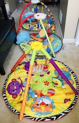 infant play gym mat (1 left) in Chicago, Illinois