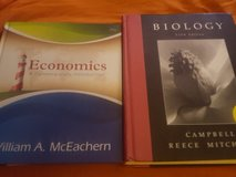 Biology and Economics Book in Camp Lejeune, North Carolina