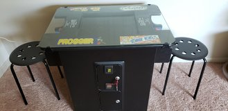 cocktail arcade table in Travis AFB, California