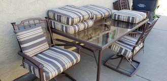 Table and 4 chairs in Travis AFB, California