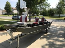1998 Lowe  John boat 16ft in Joliet, Illinois