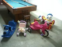 Little tikes and others in Fort Leonard Wood, Missouri