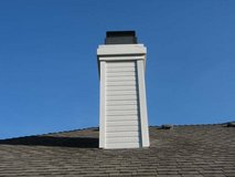 Exterior Wood Replacement & Paint in Conroe, Texas