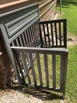 Bench project in Kingwood, Texas