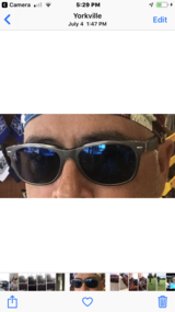 Lost Prescription sunglasses $50 REWARD in Chicago, Illinois