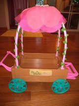American Girl Wellie Wisher wagon in Chicago, Illinois