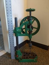 Hand crank drill press Antique in oki in Okinawa, Japan