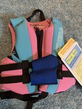 new youth neoprene life vest in Okinawa, Japan