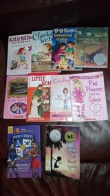 girl's chapter books bundle in The Woodlands, Texas