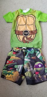 TMNT Swim Trunks & Shirt in Bartlett, Illinois