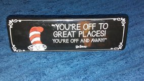Dr. Seuss paper weight in Kingwood, Texas