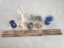 Novalty Items - Candle Holder, Insent Holders, Wax Warmers, and Skull Trays in Okinawa, Japan