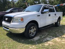 2008 FORD F-150 CREW CAB, 4X4, XLT, SHORT BED in Wilmington, North Carolina