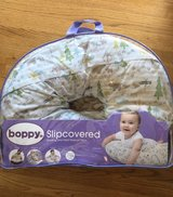 Boppy with cover in Bolingbrook, Illinois