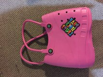 Crocs brand rubber tote bag in Westmont, Illinois