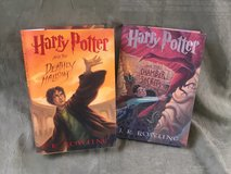 Pair of Harry Potter Books in Aurora, Illinois