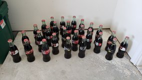Coca-Cola Commemorative (Filled) Bottles in The Woodlands, Texas