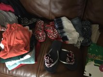 Girls sz.10/12 Back to School/Summer Lot of 30 in Camp Lejeune, North Carolina