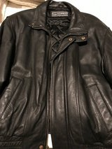 Mens Leather Jacket in Conroe, Texas