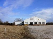 Roby auto auction building with 7 acres no reasonable offer refused in Fort Leonard Wood, Missouri
