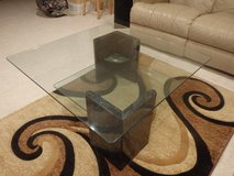 Glass Table & end table in Plainfield, Illinois