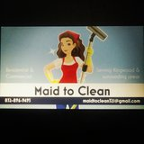 Maid to Clean in Kingwood, Texas