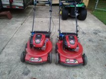 2 Toro mowers in Fort Campbell, Kentucky