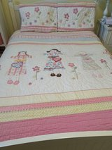 Pottery Barn Kids quilt in Naperville, Illinois
