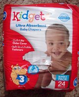 Ultra Absorbent Baby Diapers. in Alamogordo, New Mexico