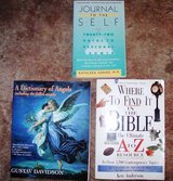 Where two Find It In The Bible, Journal To Self & A Dictionary Of Angels in Alamogordo, New Mexico