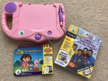 Leap Frog My First LeapPad (Pink) in Aurora, Illinois