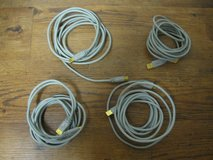 (4) 10 Ft. USB Data Transfer Cables in Kingwood, Texas