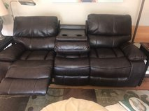 Brand New Couch and chair I am moving away in Westmont, Illinois
