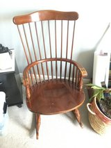 Rocking chair in Joliet, Illinois