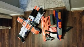 Nerf Gun Lot in Conroe, Texas