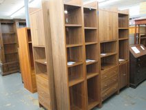 New Room and Board Bookcase Units in Bartlett, Illinois