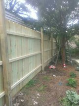 fence  installation,  deck repairs,  swing  set installation in St. Charles, Illinois