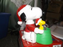 snoopy blowing bubbles in Alamogordo, New Mexico