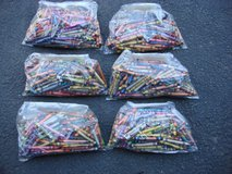 BAG OF 160 USED CRAYONS in Naperville, Illinois