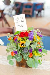 wedding decor all in The Woodlands, Texas