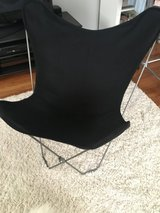 Crate and Barrel butterfly chair - NWOT in Naperville, Illinois